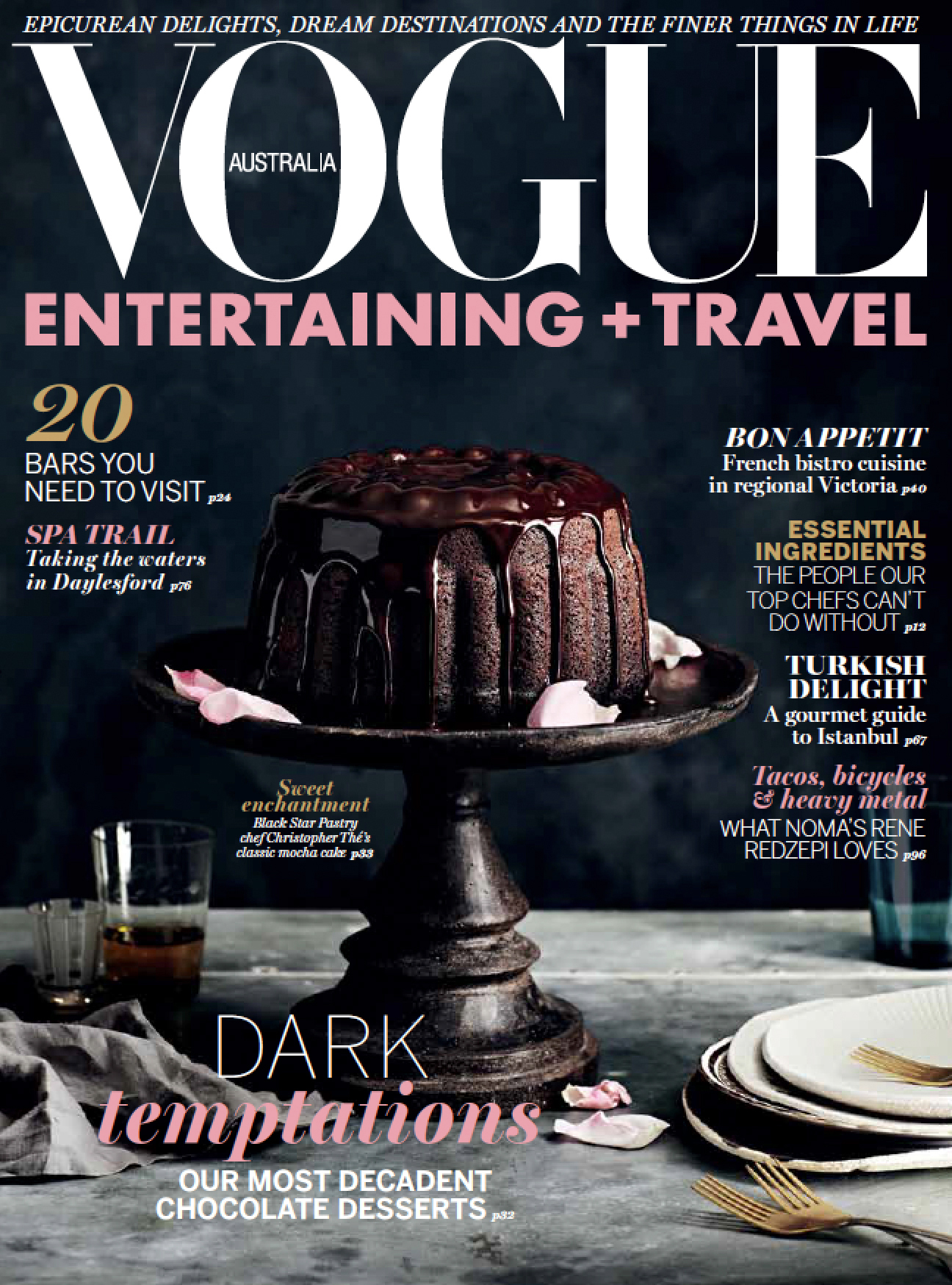 vogue entertaining travel magazine - Vogue Decor Magazine